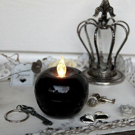 Vela LED APPLE Black
