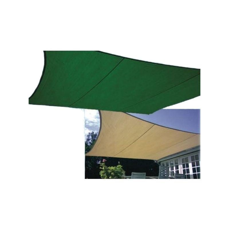Tenda A Vela Quadrata : Tenda a vela kookaburra per feste resistente all acqua quadrato
