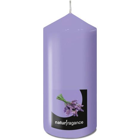 Vela Perfumada Lavanda Grande - FLOWER - 1-40673