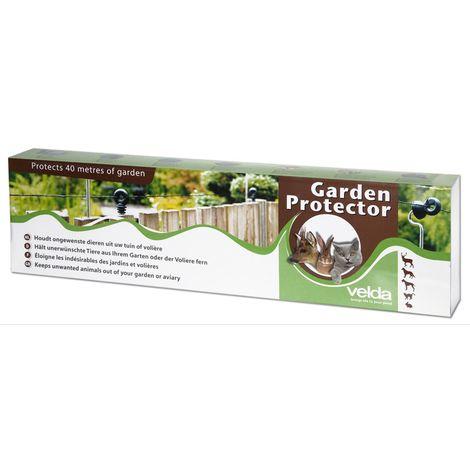 Velda clôture électrique héron peur chat clôture protection protection jardin protecteur 841100