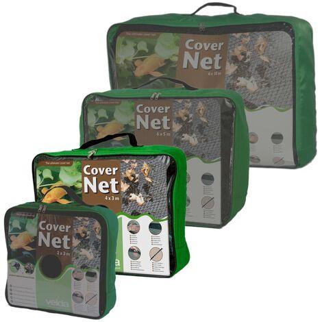 "main image of ""Velda Cover Net 4 x 3 m for Ponds"""