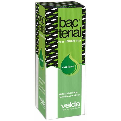 Velda Equilibrio bacteriano para estanques líquido 1000 ml