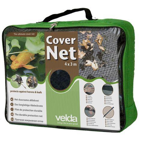 Velda Pond Net Couverture de protection Net Net 4 x 3 m 127512
