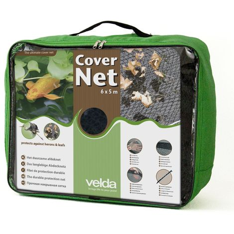Velda Pond Net Couverture de protection Net Net 6 x 5 m 127517
