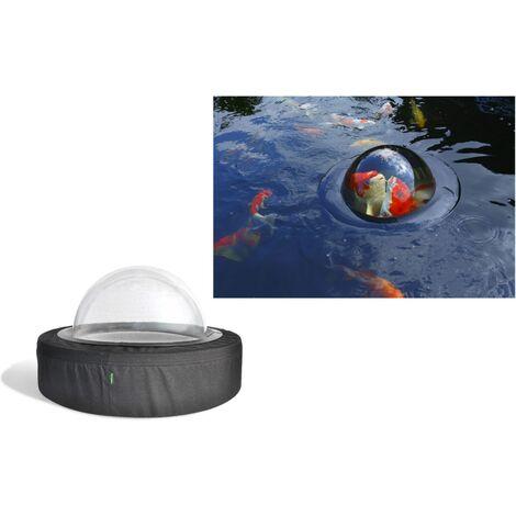 Velda Teichkugel Koi Kugel Floating Fish Dome L 123502 Plexiglas Ø 46cm