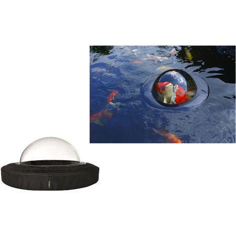 Velda Teichkugel Koi Kugel Floating Fish Dome M 123503 Plexiglas Ø 36cm
