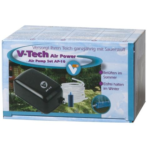 Velda V-Tech Air Pump AP-10 Set 145050