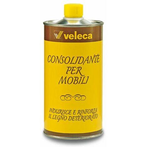 """main image of """"VELECA CONSOLIDANTE PER MOBILI E LEGNO DETERIORATO ML 750 (21310)"""""""