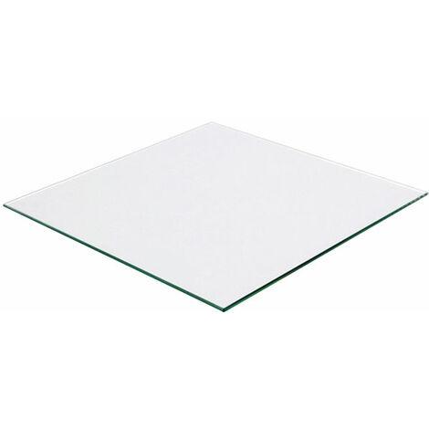 Velleman GP8200 Glass Panel for 25-0000 (K8200) 215 x 215 x 3mm