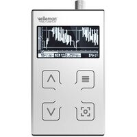 Velleman HPS140MK2 Scope-Meter 10 MHz 40 Méch/s 8 bits