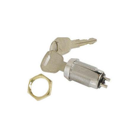 Velleman Interrupteur unipolaire a cle (KS1)