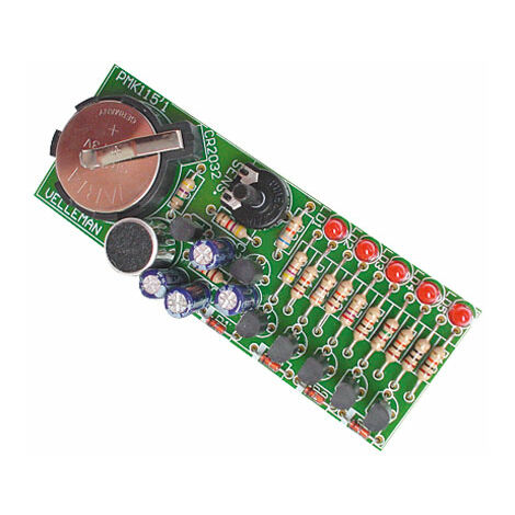 "main image of ""Velleman MK115 Pocket VU Meter Kit"""