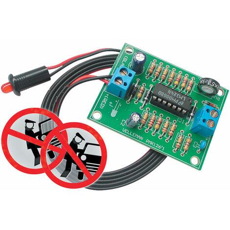 Velleman MK126 LED Car Alarm Simulator Kit