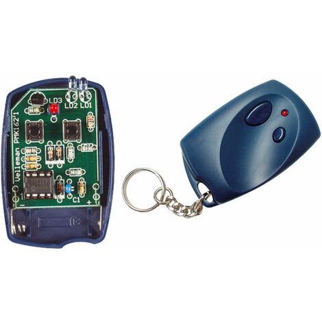 Velleman MK162 2-Channel Remote Transmitter Kit