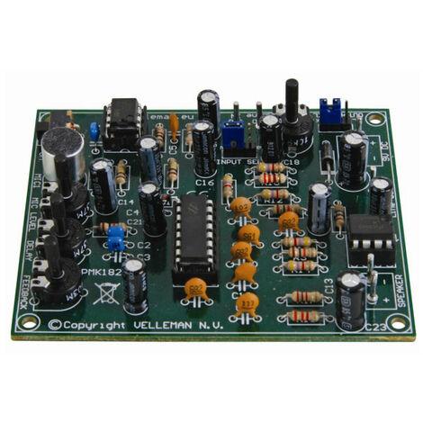 Velleman MK182 Digital Echo Chamber Electronics Kit