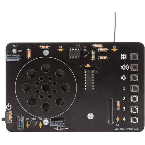 Velleman MK194 FM Radio Kit
