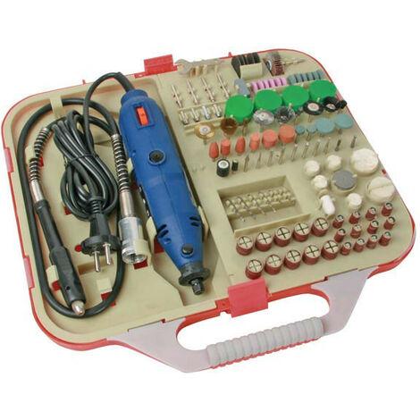 Velleman Perceuse electrique & jeu de gravure - 162 pcs (VTHD05)