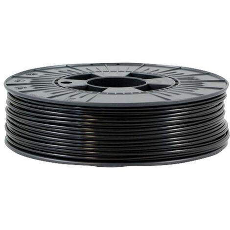 Velleman PLA285B07 2.85mm PLA Filament 750g Reel for 3D Printer - Black