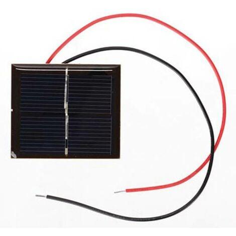 Velleman SOL3N Polykristallines Solarmodul 1V D926261
