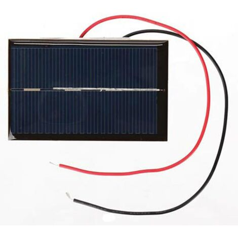 Velleman SOL4N Module solaire polycristallin 2 V