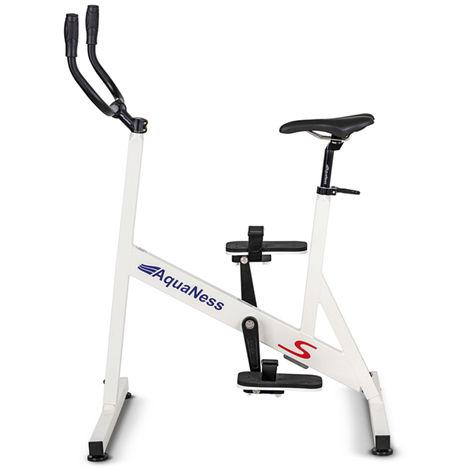 "main image of ""Vélo aquabike S Blanc - AquaNess"""