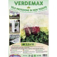 VELO DI PROTEZIONE IN TNT 17 GR/MQ 2,2X10mt Verdemax Giardino Ortaggi