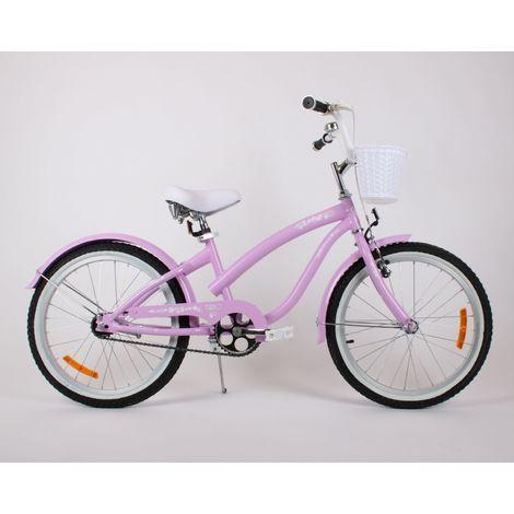 Vélo enfant | Cruiser | Violet