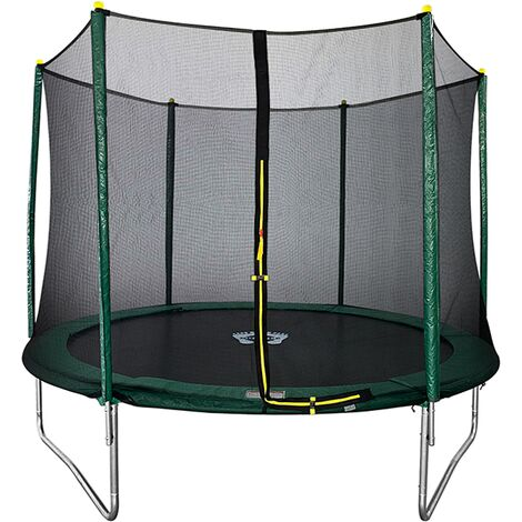 Velocity 10ft Trampoline & Safety Enclosure