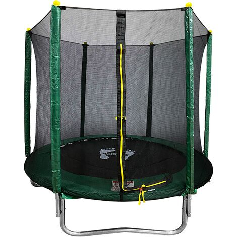 Velocity 6ft Trampoline with Enclosure