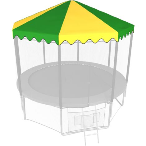 Velocity 8ft Trampoline Tent Roof Cover