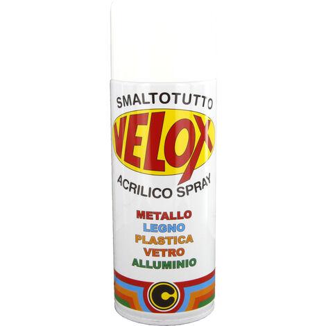 "main image of ""VELOX SPRAY ACRILICO BIANCO LUCIDO RAL 9010"""