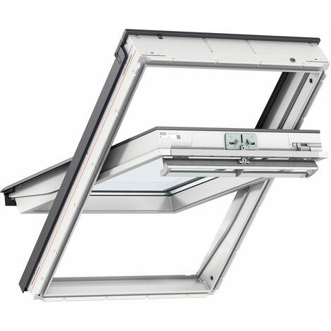 VELUX fenêtre de toit GGU MK08 0076 (78x140cm) PVC, avec vitrage 76F