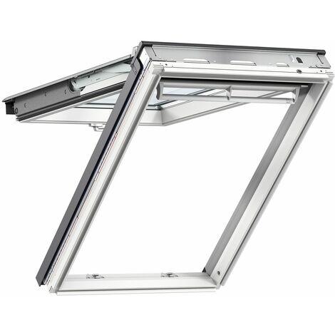 VELUX fenêtre de toit GPL SK06 2076 (114x118cm) bois, avec vitrage 76F
