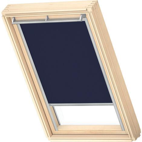 VELUX Original Blackout Blind (DKL), Silver Frame