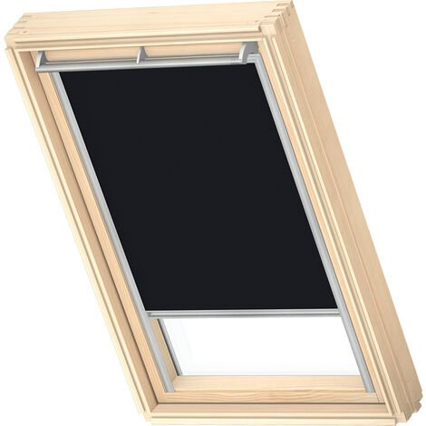 VELUX Original Blackout Blind (DKL), Silver Frame
