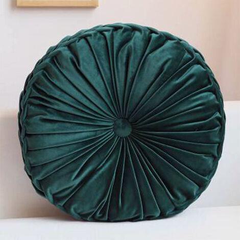 Velvet Round Pumpkin Pillow Cushion