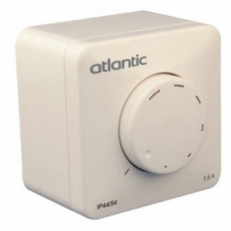 Vem 1.5 Variateur Electronique De Tension ATLANTIC 311006