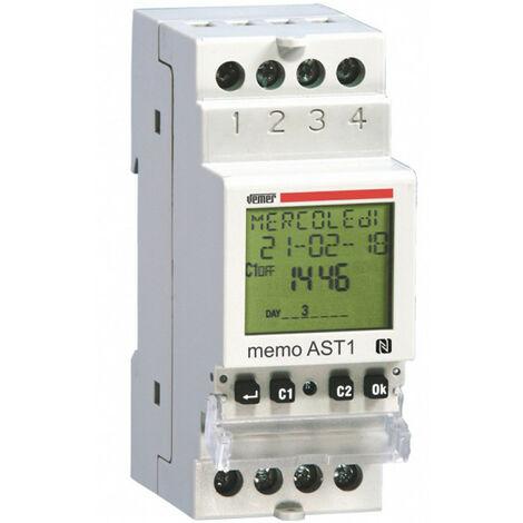 Vemer Interruttore Orario ASTRO 1 VE344800