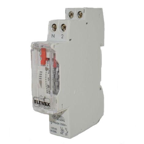 Vemer Tiempo interruptor electro-mecánica diaria VE773000