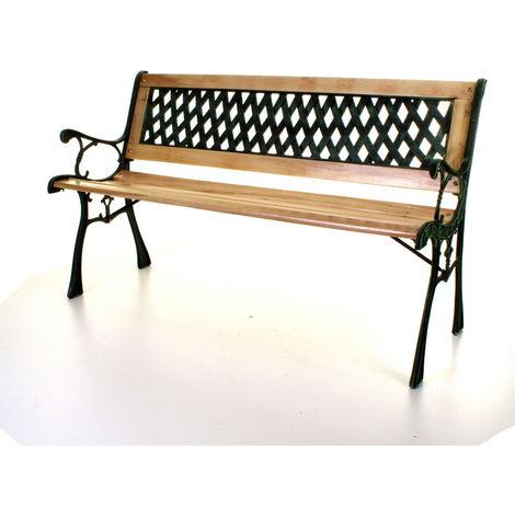 Venice 3 Seater Garden Bench