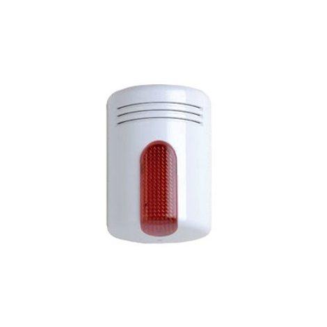 VENITEM MINI DOGE AL Burglar Alarm siren piezoelectric self powered with blinking and plant status