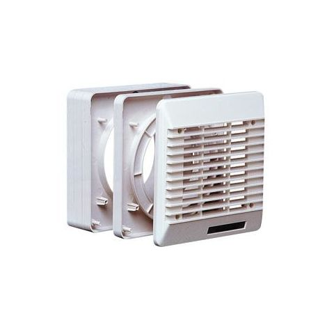 Vent-Axia 150mm White Window Kit (140901A)