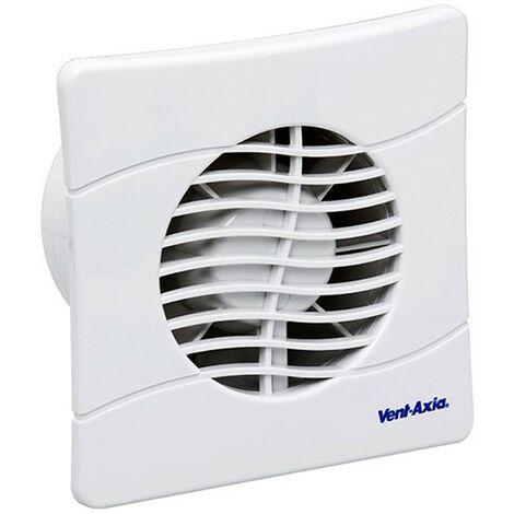 Vent-Axia BAS100SLT Bathroom Fan with Timer - 436532