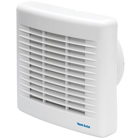 Vent-Axia Basic Unshuttered Extractor Fan With Timer - 436521