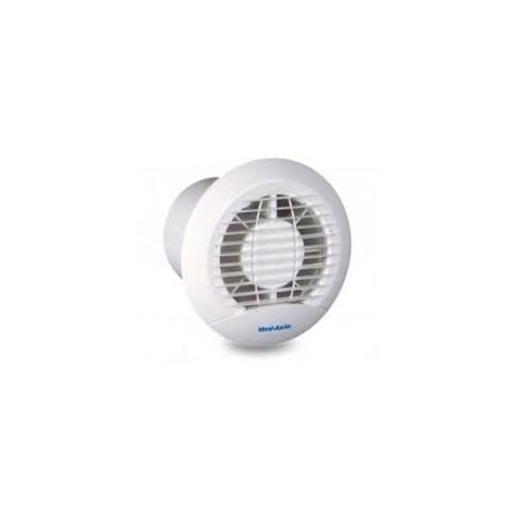 Vent-Axia Eclipse 100XT Extractor With Timer & Shutter (427282)