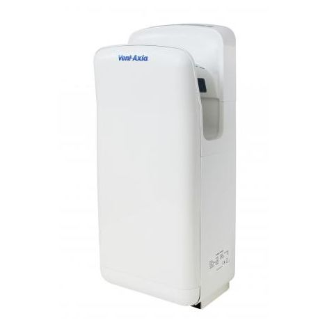 Vent-Axia JetDryWhite Automatic double sided high speed jet hand dryer