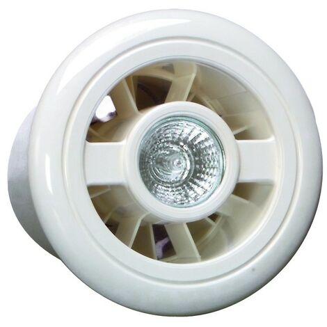 Vent-Axia Luminair T White Assembly 12V Selv - 188210