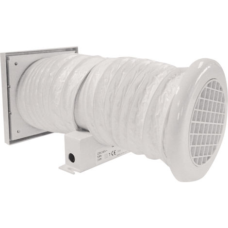 Vent-Axia Minivent SK Standard Shower Fan Kit (248710B)