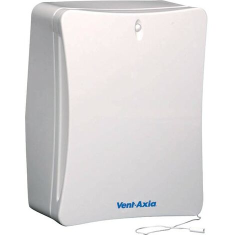 Vent-Axia Solo Plus HT Centrifugal Bathroom and Toilet Fan - 427479