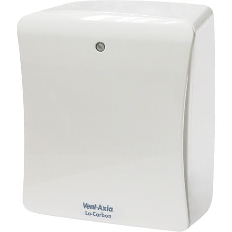 Vent-Axia Solo Plus P Centrifugal Bathroom and Toilet Fan - 427477